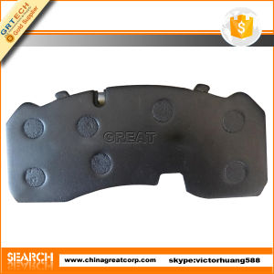 Wva 29165 Top Quality E-MARK Truck Brake Pad for BPW