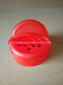 Double Flip Top Pepper Bottle Cap Injection Mould (YS807) pictures & photos