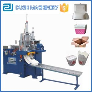 Automatic Food Paper Container Machine Price
