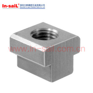 ISO299 DIN508 Standard Black Oxide Carbon Steel T-Slot Nuts pictures & photos