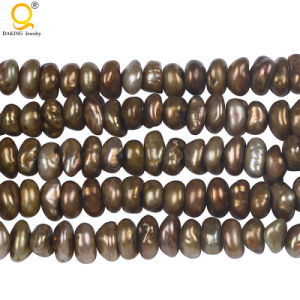 Natural Freshwater Loose Pearl Strand pictures & photos