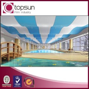 Soft PVC Stretch Ceiling Film for Swimming Pool Decoration pictures & photos