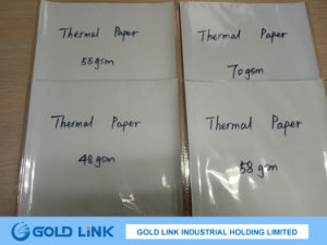 Thermal Paper with High Quality