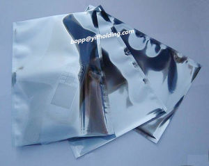 Anti-Static VMPET Film with Electronic for Shielding Bag 12mic pictures & photos