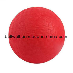 Custom Rubber Playground Balls Kids Toy pictures & photos