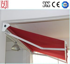 Half Cassette /Full Cassette Awning /Strong Folding Arm Awning/Folding Arm  Retractable Motorized Awnings