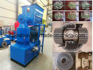 Ce Biofuel Flat Die Wood Pelletizing Machine Hot Sale pictures & photos