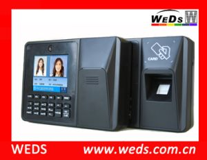 Biometric Time Attendance Machine with Internal Lithium Battery