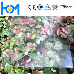 Low-E Solar Cell Glass Coated Tempered Glass Toughened Glass pictures & photos