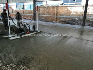 Hand Push Concrete Floor Leveling Laser Screed for Sale pictures & photos