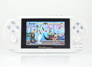 Super Fluent Game Console Pap-Gameta II Comes with 650 Games