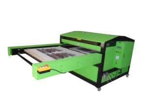 Automatic Large Format Sublimation Heat Press Machine for Fabric (INV-PS01)