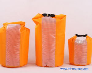30L Waterproof Floatable Polyester Taffeta Dry Bag for Camping (MC4002)