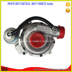Rhf5 Turbocharger 8971195672 8971397242 8971397243 4jb1t 4jb1 Turbo for Isuzu