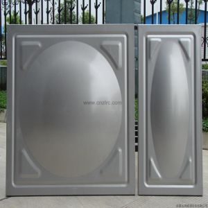 Stainless Steel Welding Water Container Sectional Panel Water Tank pictures & photos