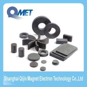 Various Shapes China Permanent Ferrite Material Magnets