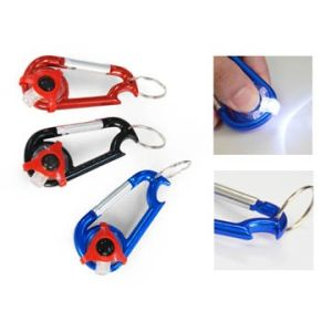 1 LED Promotional Bottle Opener with Flashlight
