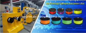 Plastic ABS/PLA 3D Filament Production Line pictures & photos
