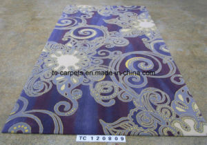 Hand Tufted Wool Carpet for Store