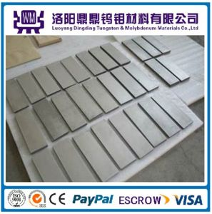 Best Sell Washed 99.95% Molybdenum Plate/Sheet/Foil for Sapphire Growing Furnace pictures & photos