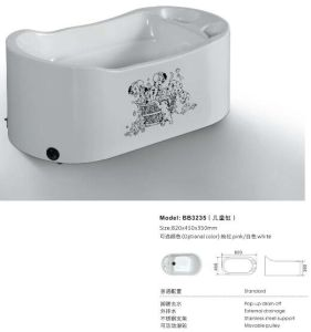 Ce Approved Lovely Child Bathtub for Home Used pictures & photos