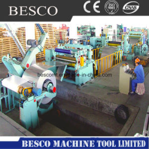 Steel Sheet Coil Slitting Machine and Cutting Machine pictures & photos