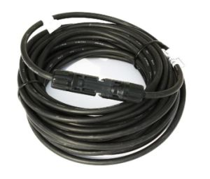 Cable for Solar Panel Connection with Diameter of 4 M2 pictures & photos