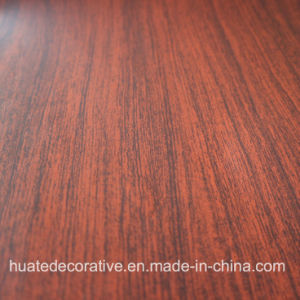 Wood Grain Decorative Melamine Impregnated Paper, Printing Paper Color for Furniture Plywood, MDF, Laminate, Rosewood