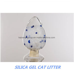 Silica Gel with Blue Color pictures & photos
