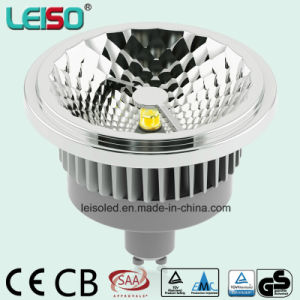 15W Dimmable 3D COB Reflector LED GU10 Qr111 (LS-S615-GU10-A-BWWD) pictures & photos