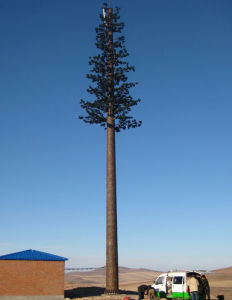 High Quality Camouflage Tower for Telecommunication with Competitive Price pictures & photos
