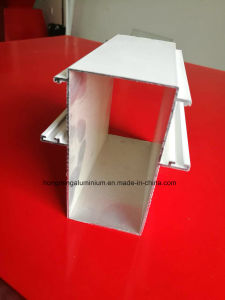 Extrusion Frame Aluminium Profile Powder Coating for Window and Door