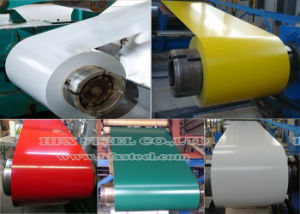 PPGI/PPGL/Prepainted Steel Coils/Coated Steel Coils with High Quality