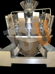 Multihead Weigher for Coffee Beans