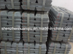 High Purity Zinc Ingot with Competitive Price