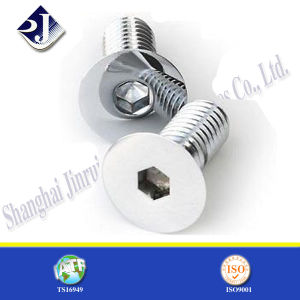 Good Quality Countersunk Head Hex Socket Screw pictures & photos
