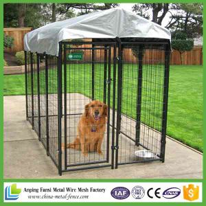 Large Welded Dog Kennel / Dog Cages for Sale