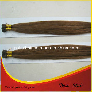 Pre-Bonded I-Tip Human Hair Extension Smple Is Ok