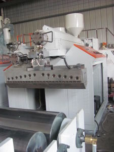1000mm Two Extruder PE Casting Film Machine pictures & photos