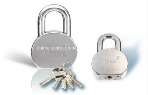 65mm Circle Steel Padlock (CS1065) pictures & photos