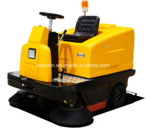 Ride on Powerful Electric Road Street Sweeper pictures & photos