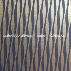 Melamine Impregnated Paper for Furniture, Laminate Board with Metallic