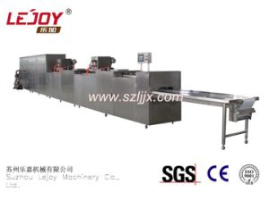 Chocolate Automatic Casting Machine (double heads) pictures & photos
