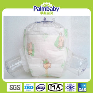 Ultra Thin & Soft Cotton Baby Diaper pictures & photos