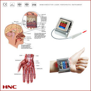 Hypertension High Blood Pressure Quantum Healing Rehabilitation Laser Light Therapy pictures & photos