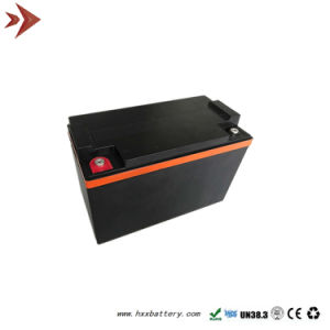 12V 100ah Lithium Battery Power Battery pictures & photos