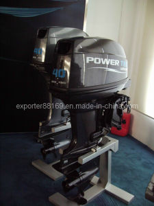 Outboard motor(40hp,2stroke) pictures & photos