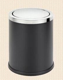 Open Top Ground Ash Barrel for Hotel Guestroom (GPX-205) pictures & photos