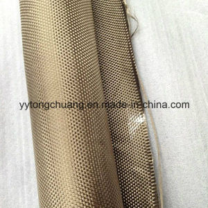 Texturized Basalt Fiber Fabric/ Basalt Fiber Cloth pictures & photos