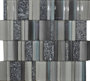2016 New Style Glass Mosaic Tiles for House Decoration (MBS015)